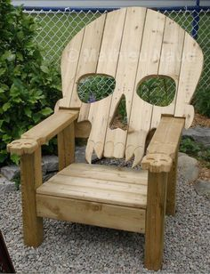 Jen, I could see you with a whole set of these in your new backyard!! These are so you and Pete!