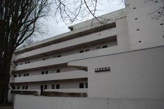 Isokon building, Hampstead