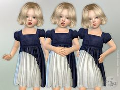 lillka's Pleated Dress - Toddler