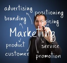 """""""Marketing can be a friend, if you let it.""""  - Mad Lady Marketing"""