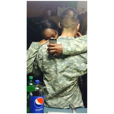 #SwirlLove - Interracial military couple #Love #WMBW #BWWM Find your #InterracialMatch Here interracial-dating-sites.com
