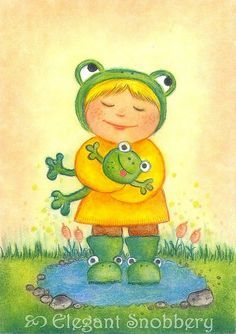 Froggy Girl on Pinterest | Frogs, Tree Frogs and Poison Dart Frogs