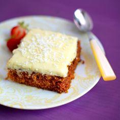 Tiinan mehevä porkkanakakku | Maku Cheesecake, Baking, Desserts, Recipes, Food, Kite, Tailgate Desserts, Deserts, Cheesecakes
