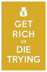 Keep Calm~Get Rich....