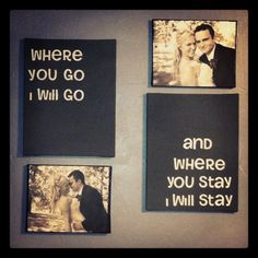 Love the concept, but not the design wall art, canvas photos, frame, paper, canvas art, wedding photos, place, quot, bedroom