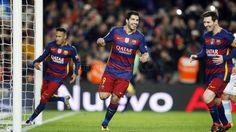 La secuencia del penalti indirecto de Messi y Suárez | FC Barcelona