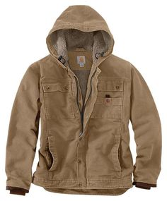 Carhartt Bartlett Jacket for Men | Bass Pro Shops: The Best Hunting, Fishing, Camping & Outdoor Gear