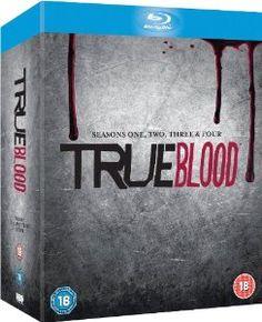 True Blood Season 1 2 3 4 (Region Free)