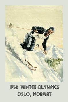 1952 Oslo Olympics