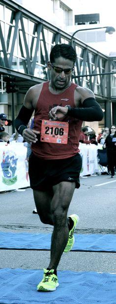 2012 Des Moines Half marathon #running #desmoinesmarathon #halfmarathon