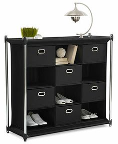 Neatfreak Storage Cabinet, 12 Compartment Cube Uptown