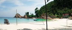 Percutian Pulau - Pulau Perhentian, Pulau Tioman, Tanjung Rhu | Top 50 Pantai Terbaik Di Dunia