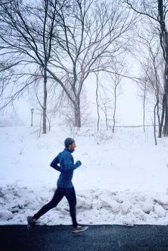 Running en días de frío y lluvia o cómo salir a correr en invierno