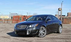 2012 Buick Regal GS: Review notes