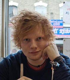 Ed Sheeran. Love his music!