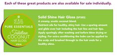 Pure Essential Hair Solid