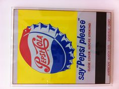 "Andy Warhol ""Pepsi- Close Cover Before Striking"" Pop Art Glass Art Slide Andy Warhol Pop Art, Andy Warhol Quotes, Museum Ludwig, Pop Art Food, Silver Pen, Pepsi Cola, Pepsi Man, Arte Popular, Sign Printing"