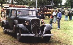 Citroen Rosalie.     Link with information.    sas