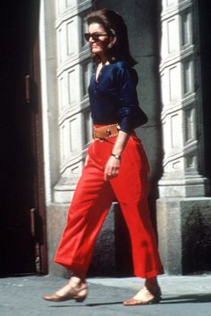 16 Style Lessons to Learn from Jackie Kennedy - Do the Crop from InStyle.com