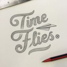 Time flies by Anthony Hos