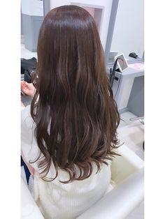波巻きシアベージュ♪担当秋葉 Hair Lengths, Long Hair Styles, Beauty, Long Hairstyle, Long Haircuts, Long Hair Cuts, Beauty Illustration, Long Hairstyles, Long Hair Dos