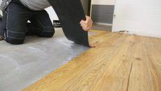 die besten 25 vinylboden verlegen ideen auf pinterest vinyl bodenbelag verlegen bodenfliesen. Black Bedroom Furniture Sets. Home Design Ideas