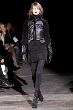 Givenchy Fall 2010 Ready-to-Wear Fashion Show - Yuliana Dementyeva (WM)