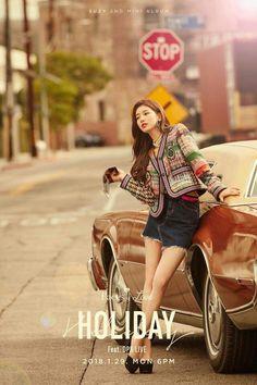 """Suzy-2nd Mini Album """"Faces of Love"""""""