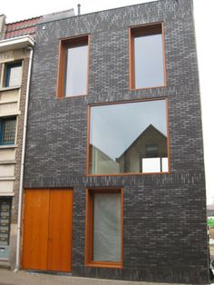 Brick Facades On Pinterest Facades Bricks And Architects