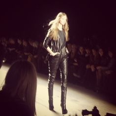 leather everything (theyskens' theory)
