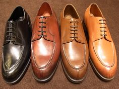 Edward Green Dovers (Black, Burgundy, Dark Oak, Chestnut)