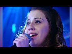 KAREN MATTOS - Creio Que Tu és a Cura • Jovens Talentos - Raul Gil (14/0...