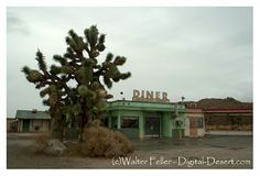 Four Aces Diner & Motel - Lake Los Angeles, CA
