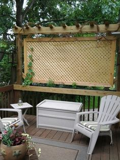 privacy screens for backyards