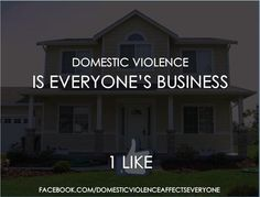 Domestic violence affects everyone.