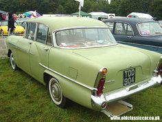 Vauxhall Victor F