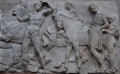 Parthenon - Frises