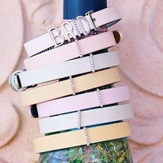 Love this idea for bridesmaids https://www.keep-collective.com/with/sarahmorrison or email me at sarah.morrison1@hotmail.com