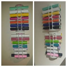Ikea Hack - - > Variera: Storage for Silhouette Cameo - htv and vinyl