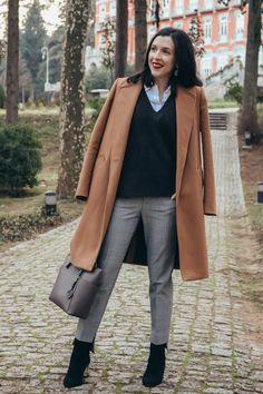 Zara outfit in Vidago Palace Hotel.
