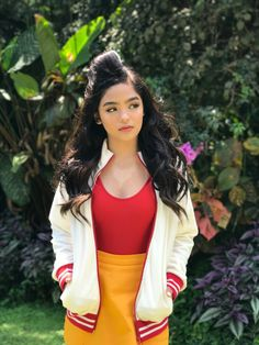 Media Tweets by Andrea Brillantes (@iamandrea_b) | Twitter Beautiful Anime Girl, Most Beautiful, New Girl Style, Espanto, Ideal Girl, Filipina Actress, Lily Chee, Shot Hair Styles, Woman Standing