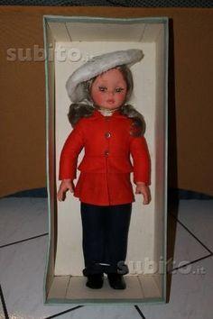 Bambolotti E Accessori Splendida Coppia Bambola Muneca Annetta E Felicino Furga Anni 60 Vintage Doll Discounts Price
