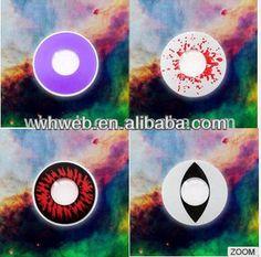 halloween contact lens / contact lenses crazy eyes