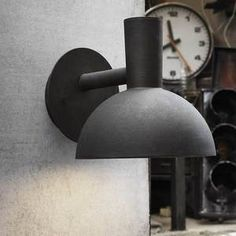Arki Outdoor Wall Lights by Nordlux Outdoor Wall Lamps, Outdoor Wall Sconce, Outdoor Walls, Black Outdoor Lights, Outdoor Lighting, Exterior Wall Light, Exterior Lighting, Black Exterior, Architect Lamp