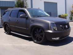 Murdered out Escalade