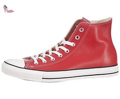 Converse Chuck Taylor All Star HI Leather Men's Casual Fashion Shoes – Go  Shop Shoes