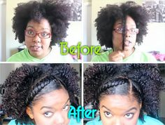 Twist And Style Tutorial For Natural Hair - https://blackhairinformation.com/general-articles/twist-style-tutorial-natural-hair/
