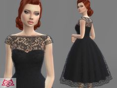 Wedding Dress 5 (original mesh) 3 recolors New mesh made by me - Your game needs to be updated from Paraguay with love!!! http://www.thesimsresource.com/downloads/1377730