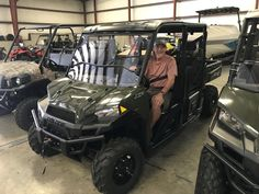 Congratulations to James Yarbrough from Loxley, AL for purchasing a 2017 Polaris Ranger XP 900 Crew from Hattiesburg Cycles. #polaris
