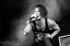 Dagoba / Chabada, Angers Likes Metal 2014